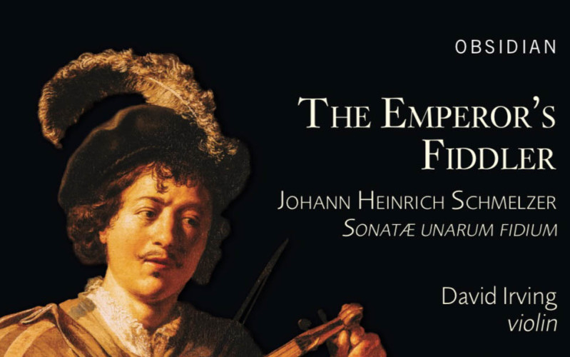 The Emperor's Fiddler CD Launch