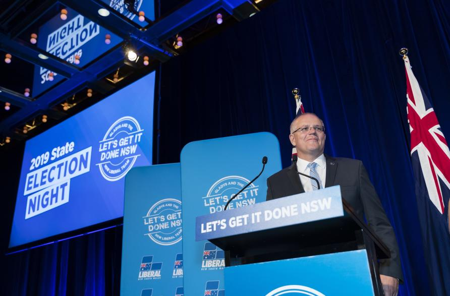 NSW election: A false hope for Morrison government | Pursuit