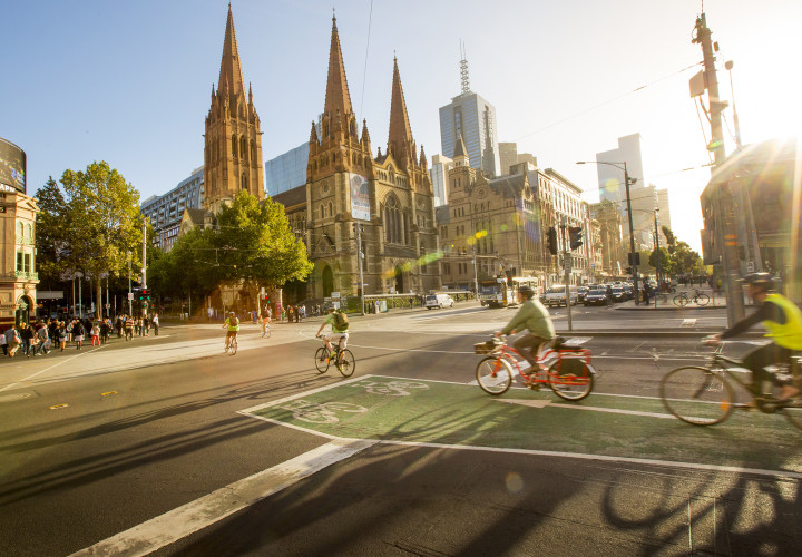 The Australian Paradox – Smart, Resilient Cities in a Rich but Simple Economy?