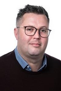 Dr Dave McDonald