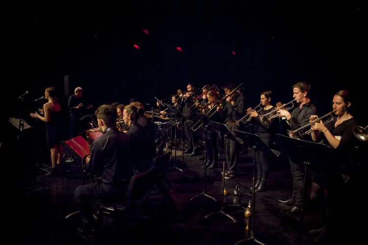 Jazz and Improvisation: Large Ensemble Showcase