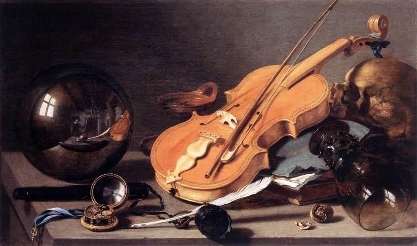 Schmelzer's Sonatae Unarum Fidium