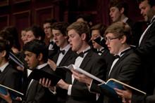 Vocal Ensemble Sings Mozart