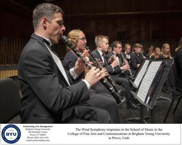 Brigham Young University Wind Symphony (USA)