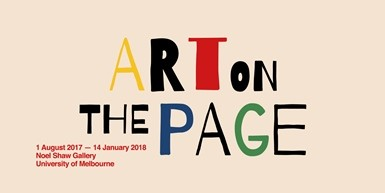 Art on the Page: David Frazer Print Workshop