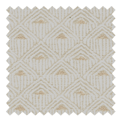 Deco Diamond Ivory