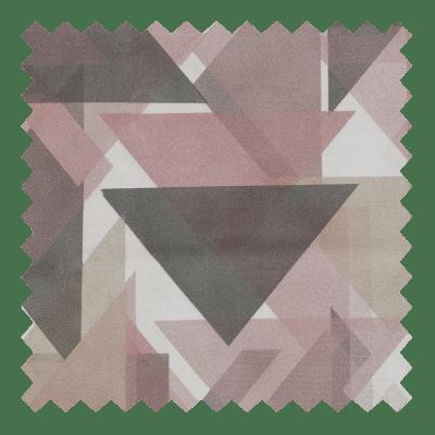 Retro Triangles Pink