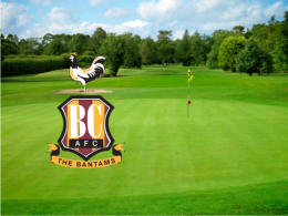 Golfing with Stephen Darby