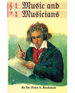 Dr. Peter Ruckman - Music and Musicians