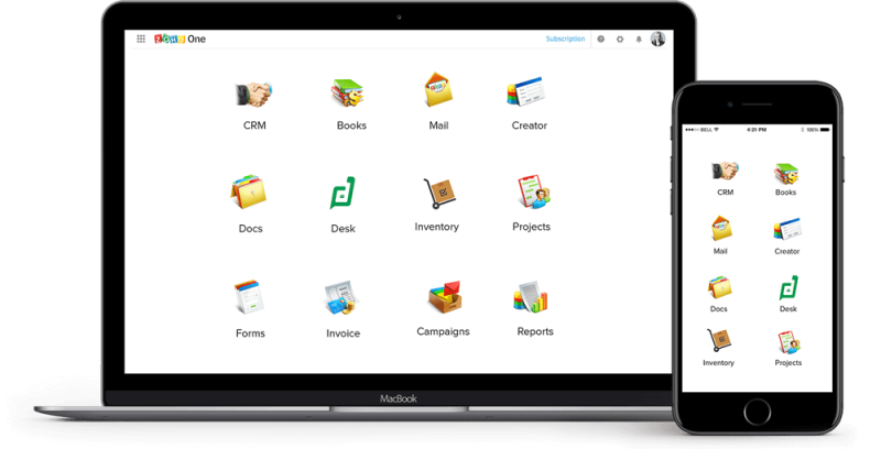 Zoho One Preview