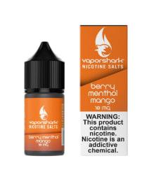 Product Vapor Shark Berry Menthol Mango Salt