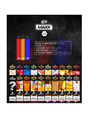HITT MAXX V2 Disposable - 1 Pack