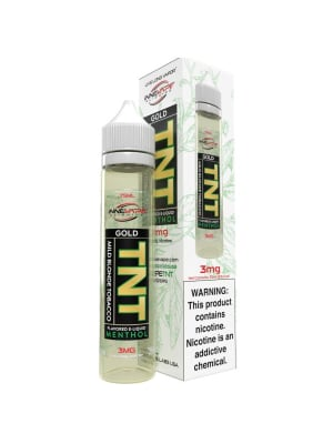 Innevape TNT Gold Menthol