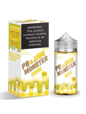Jam Monster PB & Banana Peanut Butter