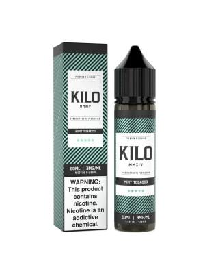 Kilo Mint Tobacco Salts