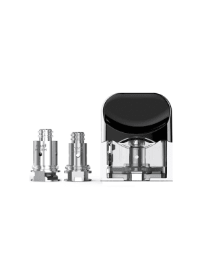 Smok Nord Replacement Pod with 1.4ohm/0.6ohm Coils