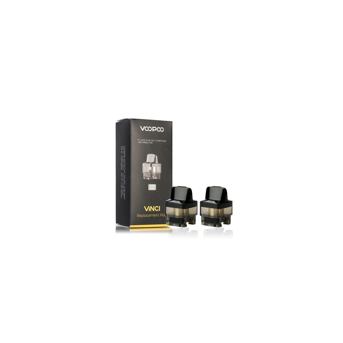 VooPoo Vinci Air Replacement Pod - 2 Pack