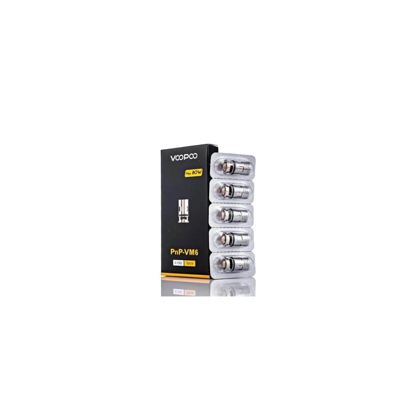 VooPoo PnP-VM6 Coil - 5 Pack