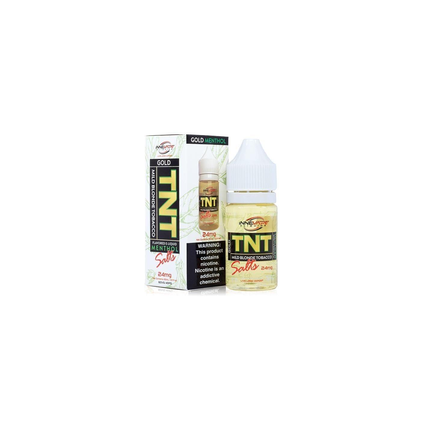 Innevape Salts TNT Gold Menthol