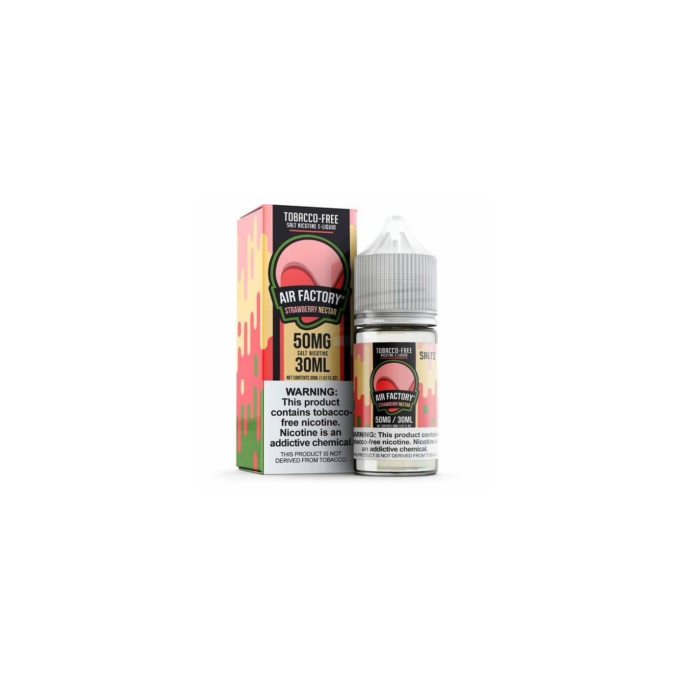 Air factory Synthetic Salts Strawberry Nectar