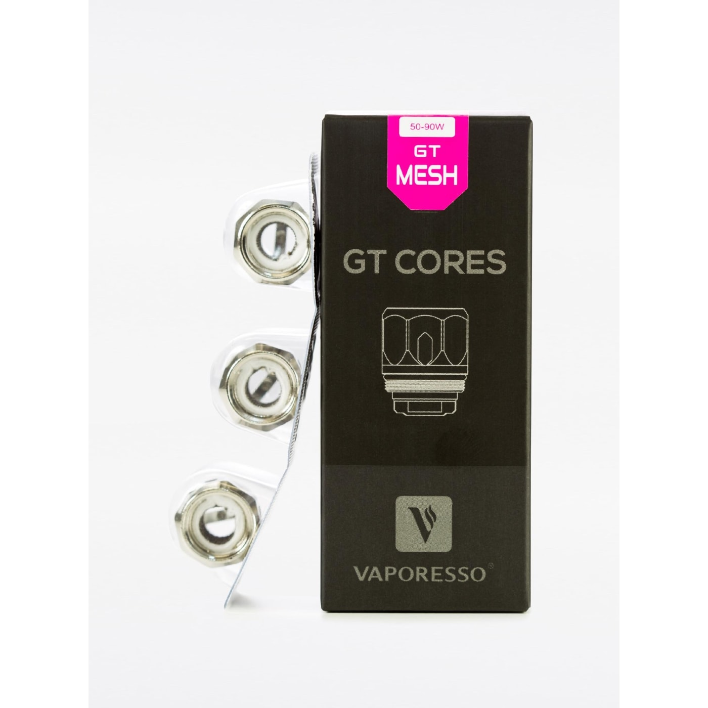 Vaporesso GT Mesh Replacement Coil - 3 Pack