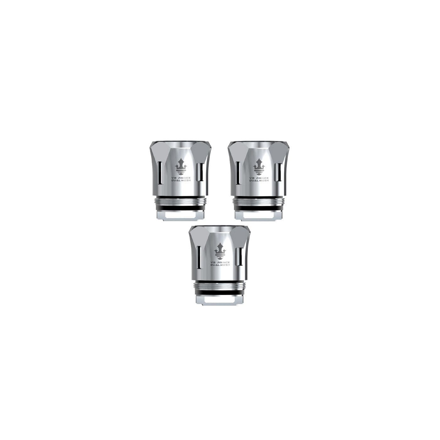 Smok TFV12 Prince Dual Mesh Replacement Coil - 3 Pack