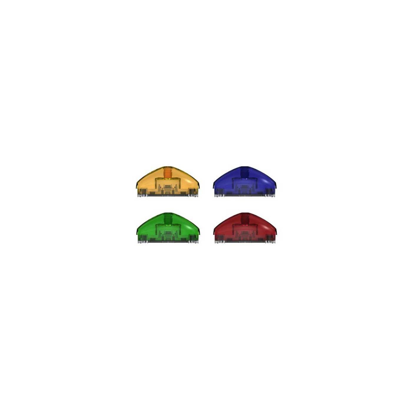 Smok Rolo Badge Colored Refillable Pods - 3 Pack