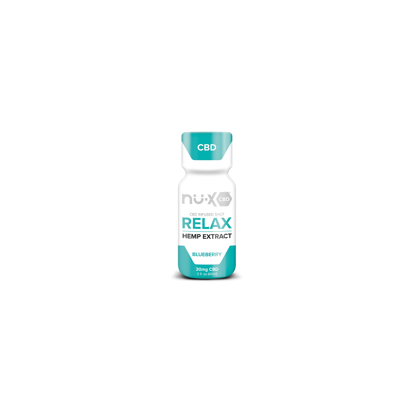 Nu-X CBD Relax Shot