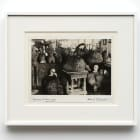 Deborah Turbeville, Dummy Factory, 1974, B&W print, 11 × 14 in., (27.94 × 35.56 cm)