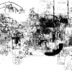 Siebren Versteeg, The Satan Drawings, 2007 (detail.)