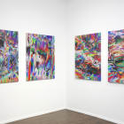 Travess Smalley, 2013, installation view, Cooper Cole, Toronto.