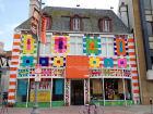 Craft and Folk Art Museum Granny Squared