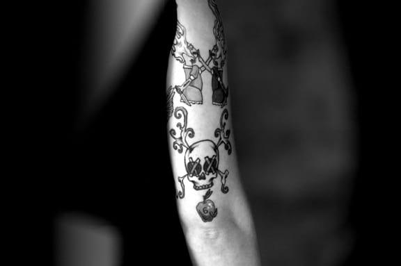 Tattoos Sabrina Harman