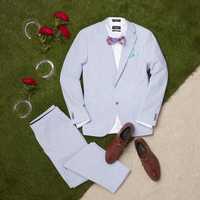 Kentucky Derby outfit for men