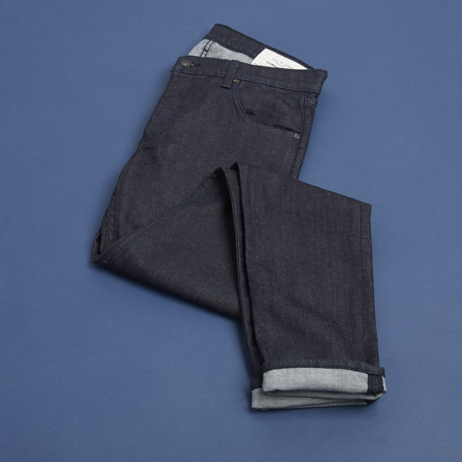 Dark denim for men
