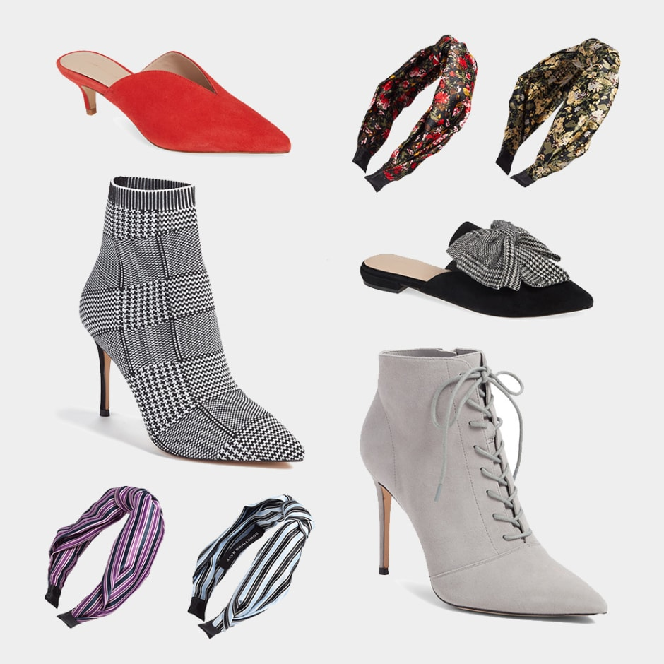 Shoes and accessories for women