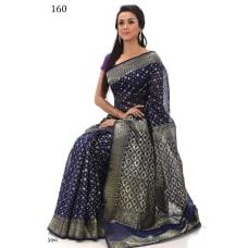 Soft Half-Silk Sari