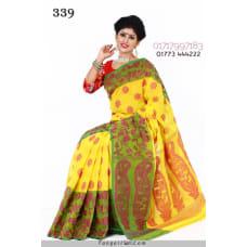Soft COTTON Tangail Saree-339