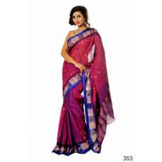 Soft-Cotton-Tangail-Saree-ts-353