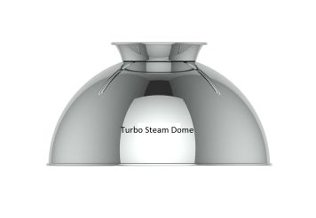 "10"" Magic Steam Dome"
