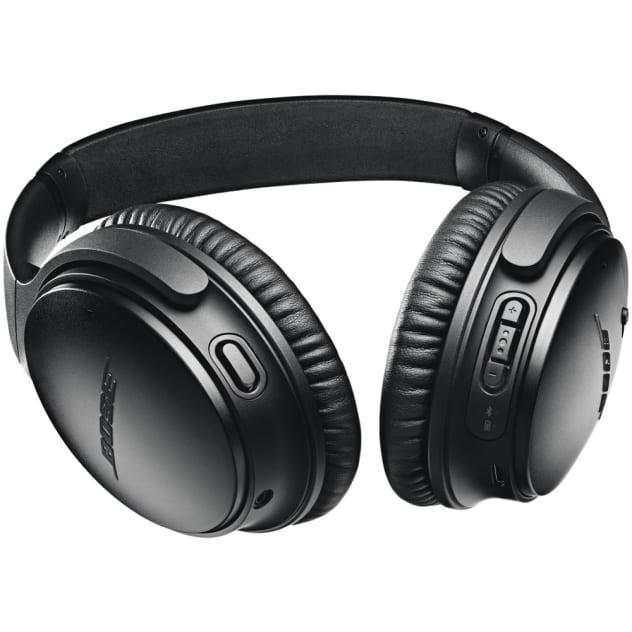 Bose QuietControl™ 35 Wireless Headphones II - Black (7895640010)