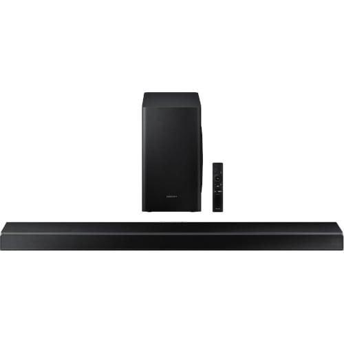 Samsung Soundbar Q60T with DTS Virtual:X - HWQ60TZA