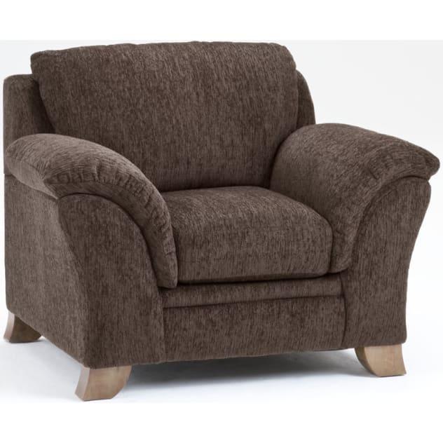 Jensen Chair - Chocolate - 8431