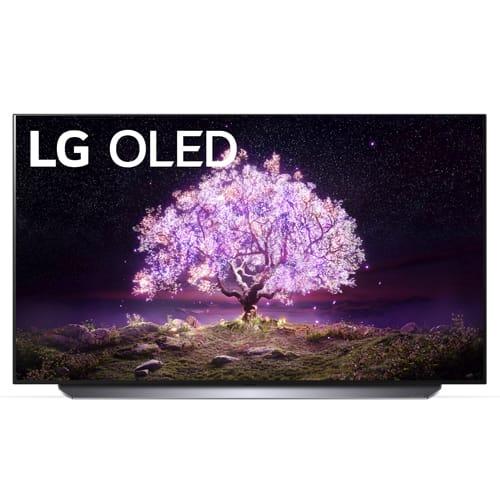 LG C1 55 inch Class 4K Smart OLED TV w/AI ThinQ® - OLED55C1PUB