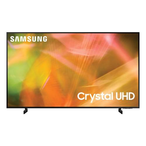 """Samsung 85"""" AU8000 Crystal UHD Smart TV 2021 - UN85AU8000FXZA"""