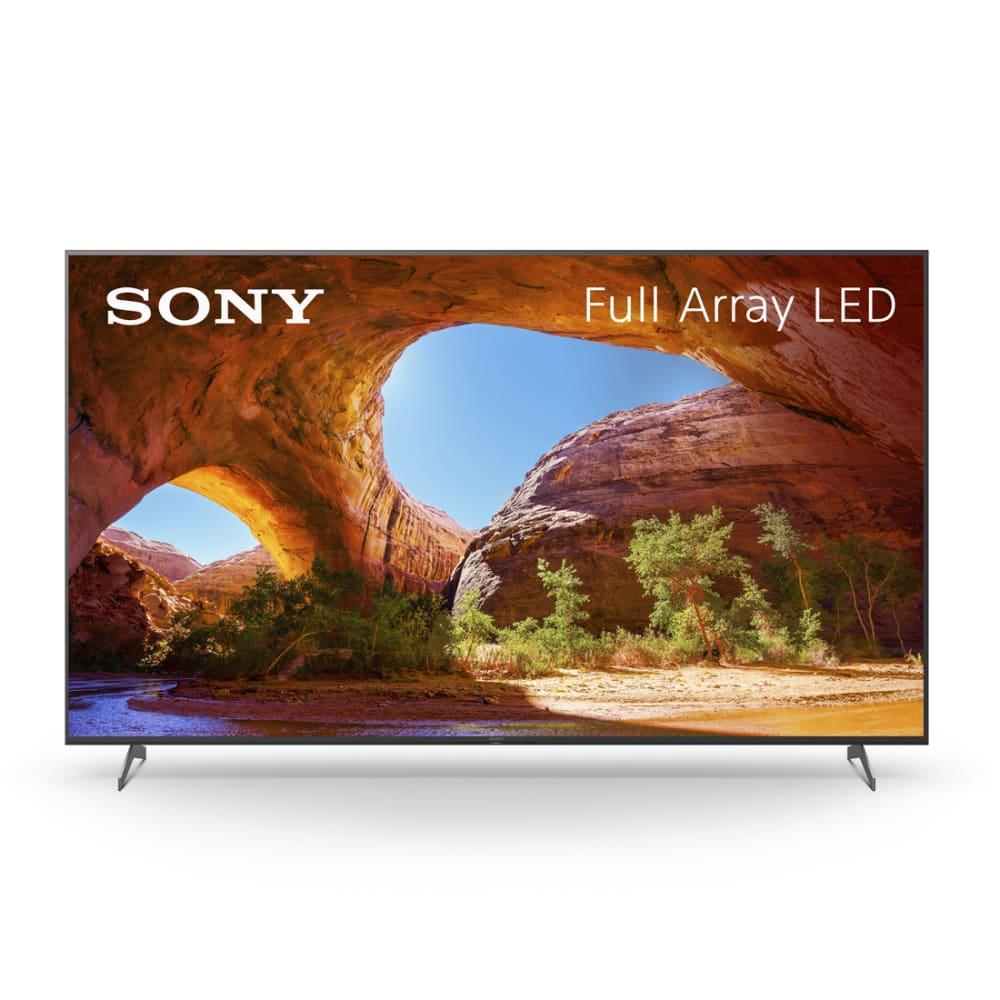 "Sony 85"" Class X91J LED 4K UHD Smart Google TV - KD85X91J"
