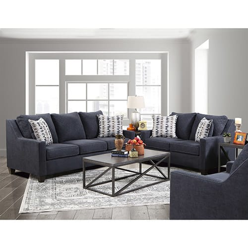 Ryder Collection 2PC Sofa & Loveseat
