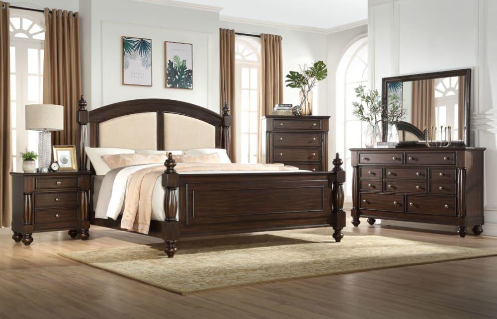 Berkley Queen 3PC Bedroom Set