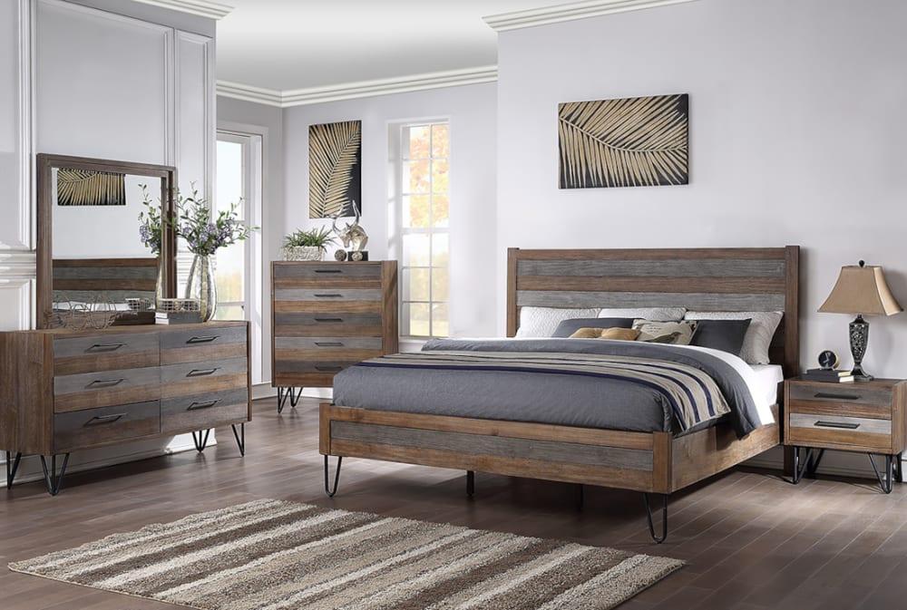 Grove Place Queen 3PC Bedroom Set