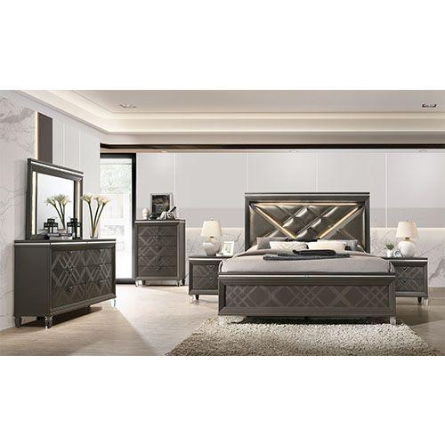 Hollywood Park Queen Bedroom Dream Package - HOLLYWDPKQN4PC